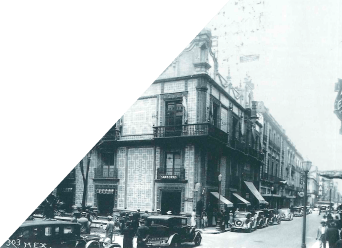 Grupo sanborns history for Sanborns historia